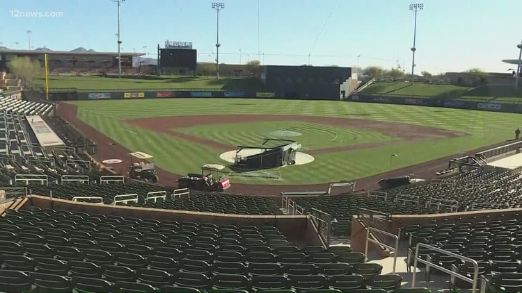 Spring training officially kicks off in the Valley, with some pandemic-caused changes