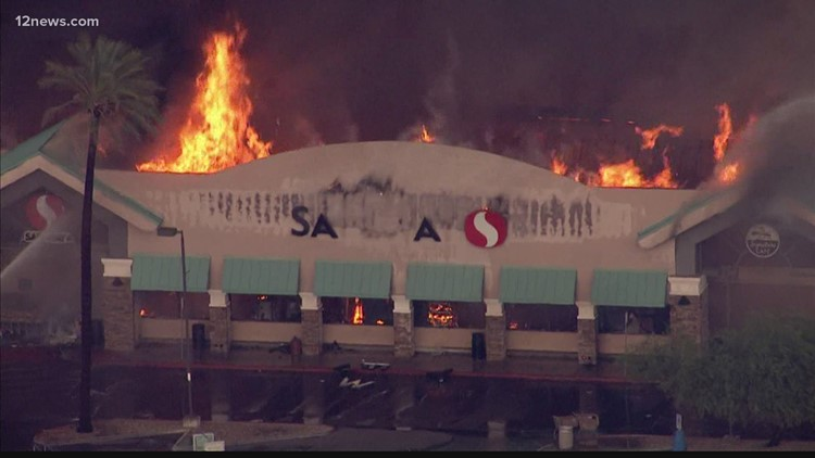 Phoenix neighborhood still recovering years after fire destroys grocery store