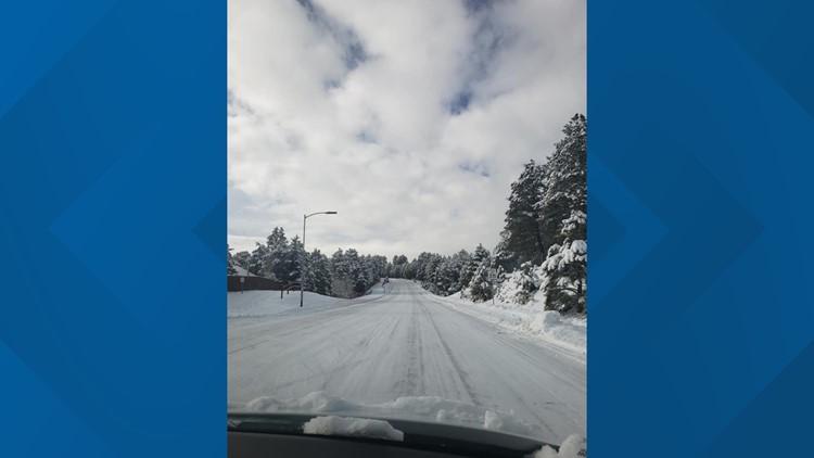 Updates: Winter weather hits Arizona