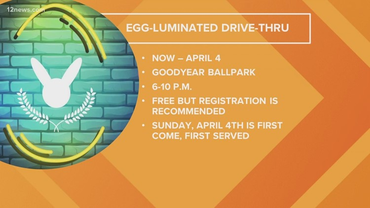 Easter-themed drive-thru to be held in Goodyear this weekend