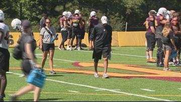 ASU football Camp Tontozona: Day 2 recap