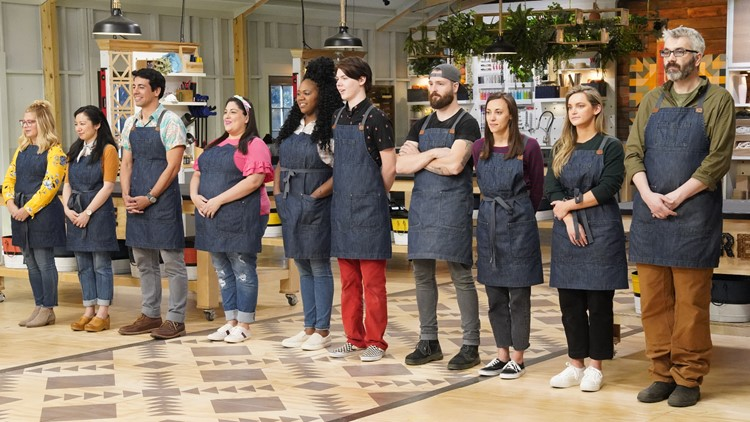 Gilbert woman competing for the $100K prize on 'Making It'