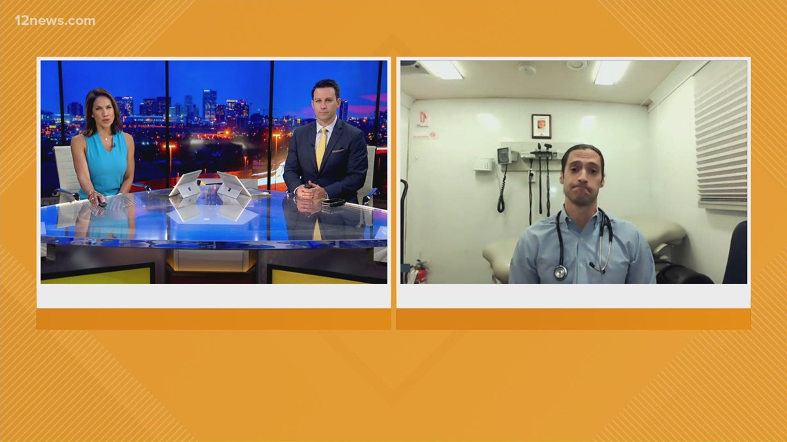 Doctor answers questions about COVID-19 vaccine for kids
