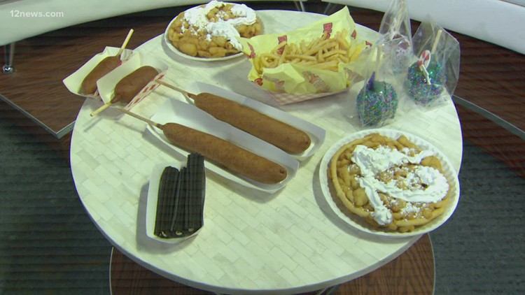 Arizonans only have a few more days to try out fair food at the state fair