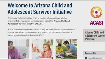 Arizona nonprofit helps kids of intimate partner homicides