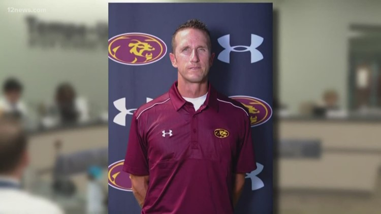 Board denies disgraced Mountain Pointe coach's resignation, instead beginning the termination process