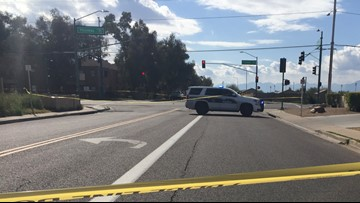 Man struck by vehicle at 63rd Avenue and Thomas Road dies, Phoenix PD says