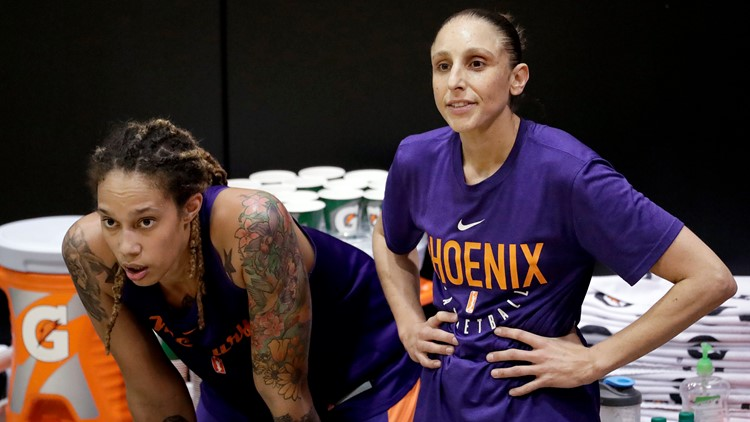 Phoenix Mercury clinch spot in 2021 WNBA Playoffs