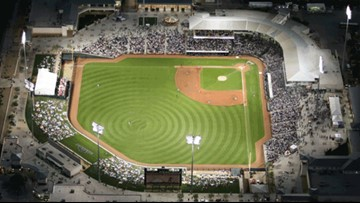 Guide to spring training stadiums: Royals' and Rangers' Surprise Stadium