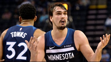 Report: Suns trade No. 6 overall pick to Minnesota for Dario Saric, No. 11 pick