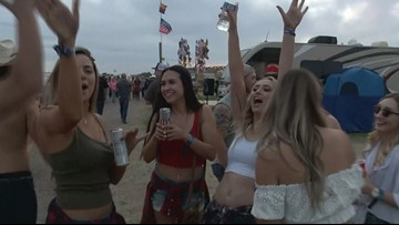 Country Thunder music fans reveal their festival confessions