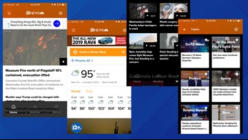 How to customize the alerts and stories you get from the new 12 News app