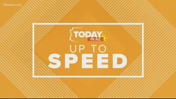 Get 'Up to Speed' on Wednesday morning