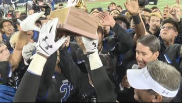 Chandler Wolves seek third consecutive state title