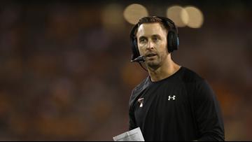 Arizona Cardinals hire former Texas Tech coach Kliff Kingsbury as head coach