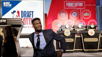 Phoenix Suns will pick No. 6 in 2019 NBA Draft after lottery