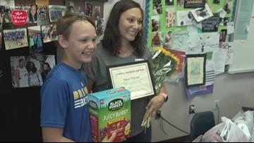A+ Teacher: Dana Thomas at Sunset Hills Elementary