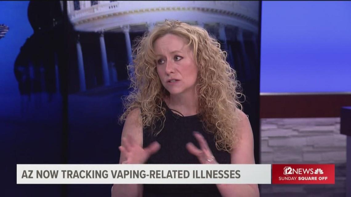 Arizona health director: New info on vaping illnesses coming this week