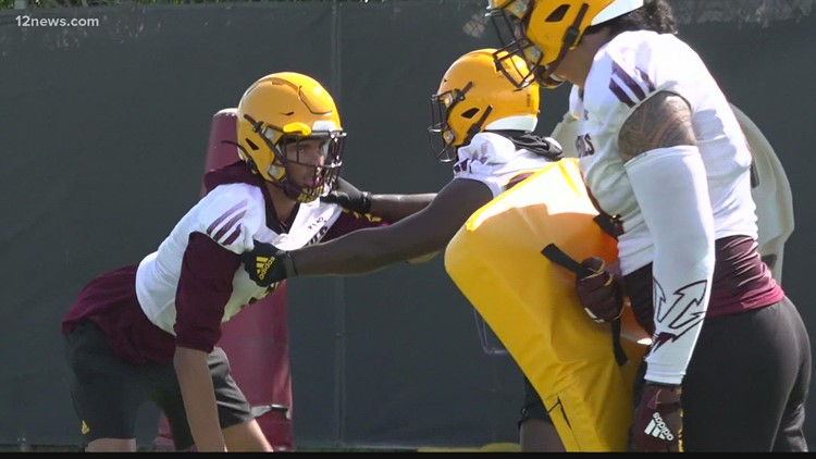 Arizona State football wraps up fall camp, preps for season opener