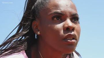 Jamaican Olympian left without income in Arizona
