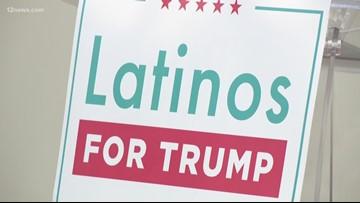Republicanos de Arizona luchan por el voto latino con una campaña llamada 'Latinos con Trump'