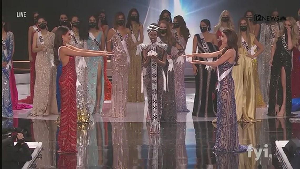 Miss México es coronada como Miss Universo