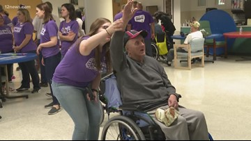 Those Who Serve: GCU group takes time to salute veterans