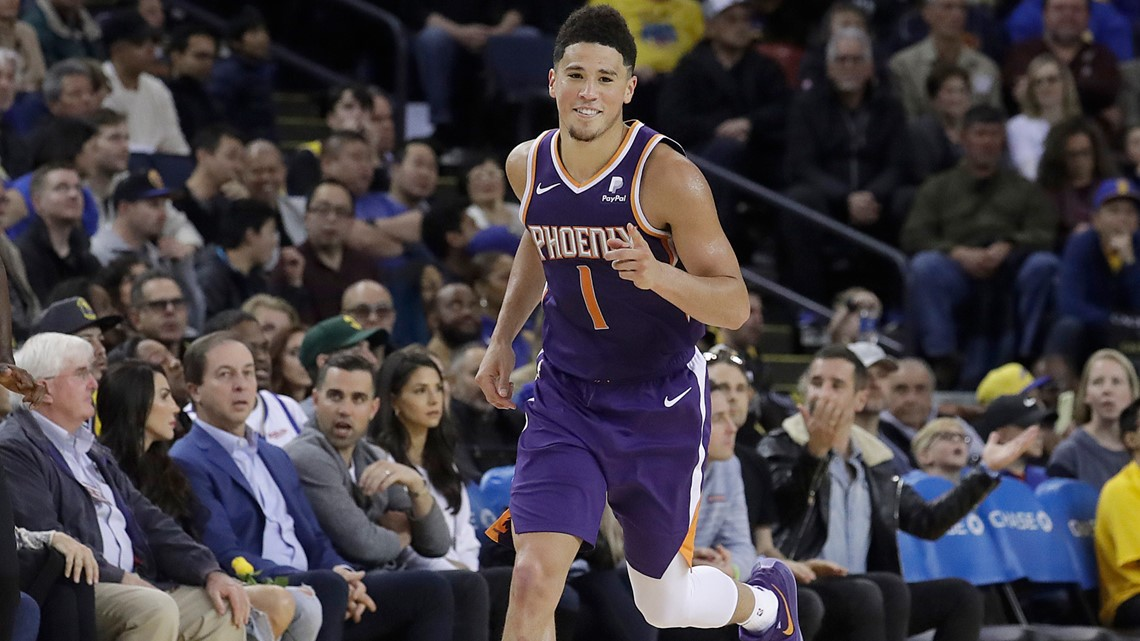 Phoenix Suns 2019-2020 schedule released
