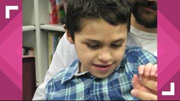 Meet Christopher: A loving 'cuddle bug'