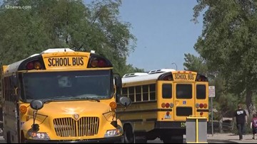 'But the bus never came':  One mom's tale as Gilbert Public School works to fix bus issues