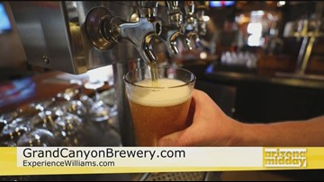 Visit Grand Canyon Brewery & Distillery in Williams
