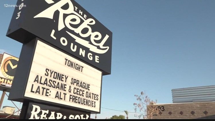 Arizona music venues start requiring proof of COVID vaccination or a negative test for the virus