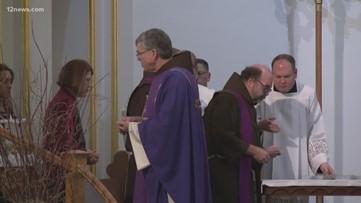 Catholics across the world and in Phoenix celebrate Ash Wednesday