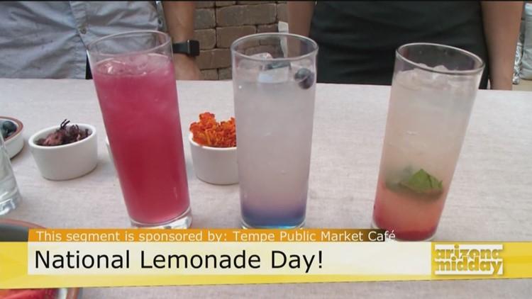 Celebrate National Lemonade Day with Tempe Public Market
