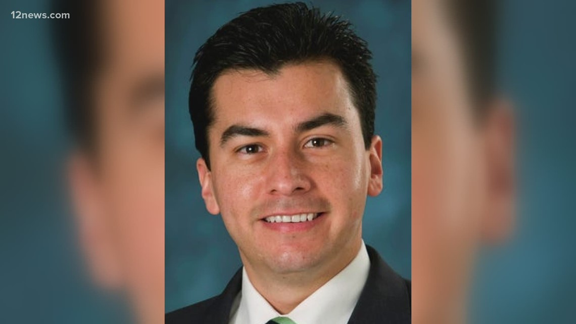 Former Nogales mayor running to be Arizona's next governor