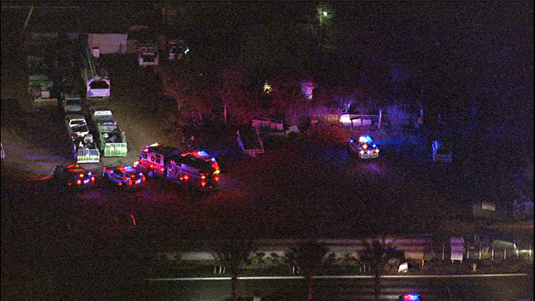 Police investigating after 3 children died in a Phoenix home