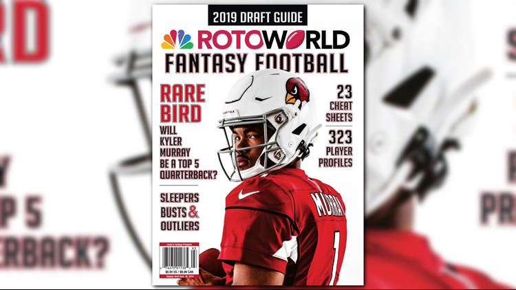 Is Kyler Murray A Top Fantasy Quarterback 12news Com