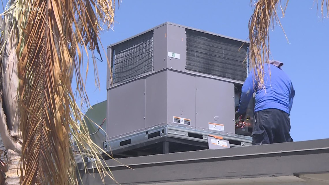 When to repair or replace your A/C unit