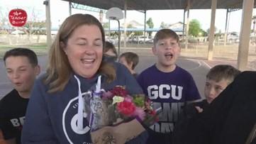 A-Plus Teacher of the Week: Madison Rose Lane