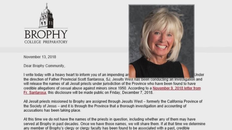 Brophy Prep releases an open letter on pending sex abuse report