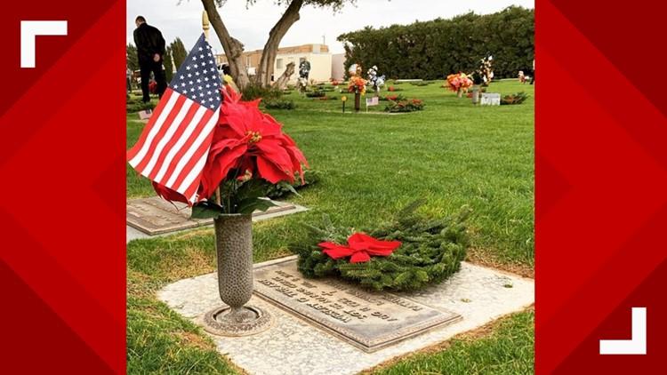 Organization remembers fallen veterans with wreaths