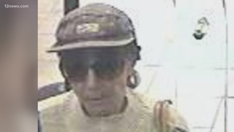 AZMW Female Fugitives: Woman accused of robbing five Valley banks