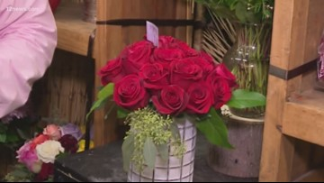 Valley florists rush to get roses out for Valentine's Day