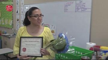 A+ Teacher: Mrs. Palomo at St John Bosco Catholic School makes learning fun