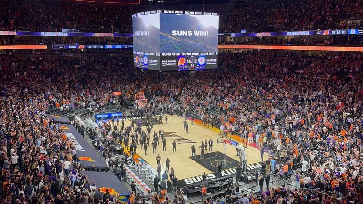 Temporada de los Phoenix Suns en televisión nacional; además de jugar el día de Navidad