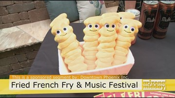 French Fry Lovers Unite this Weekend