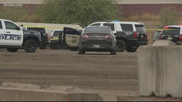 Mesa police shoot, kill suspect who allegedly pointed gun at officers