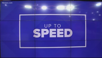 Get 'Up to Speed' on Tuesday afternoon