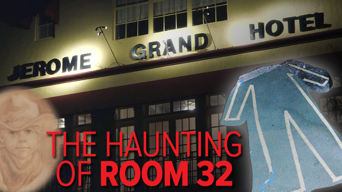 Arizona S Most Haunted The Dark History Lurking Inside The Jerome Grand Hotel 12news Com