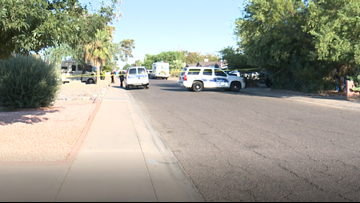 PD: Woman dies after shooting in Phoenix | 12news com